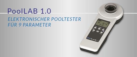 PoolLab Pooltester