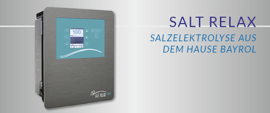 Salt Relax Salzelektrolyse